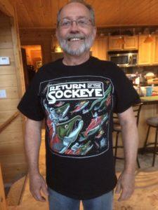 PastorAlanHumphriesSockeye Shirt